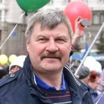 Яшукин Сергей - председатель первичной профорганизации Челябинского цинкового завода