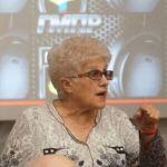 Князькова Наталья - председатель профорганизации Александринской горнорудной компании