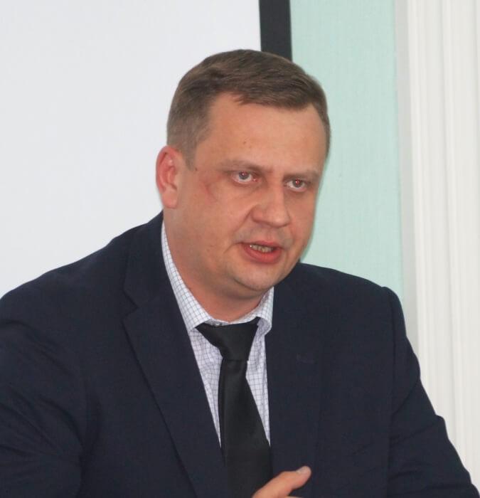 Д. Стариков, директор БРУ