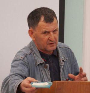 И. Хабибьянов, работник шахты «Сидеритовая»