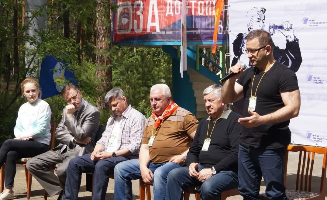 А. Шершуков о роли молодежи в профсоюзах