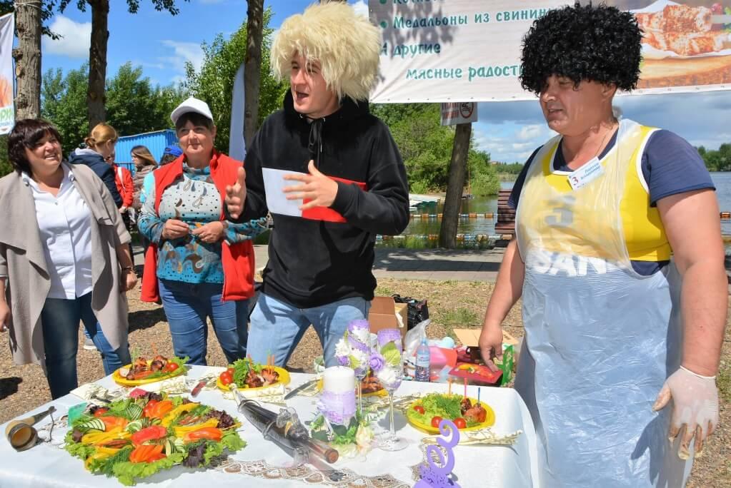 Шашлык по-кавказски: самый ароматный конкурс