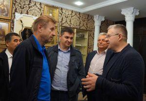 Металлурги и горняки стран СНГ в Челябинске