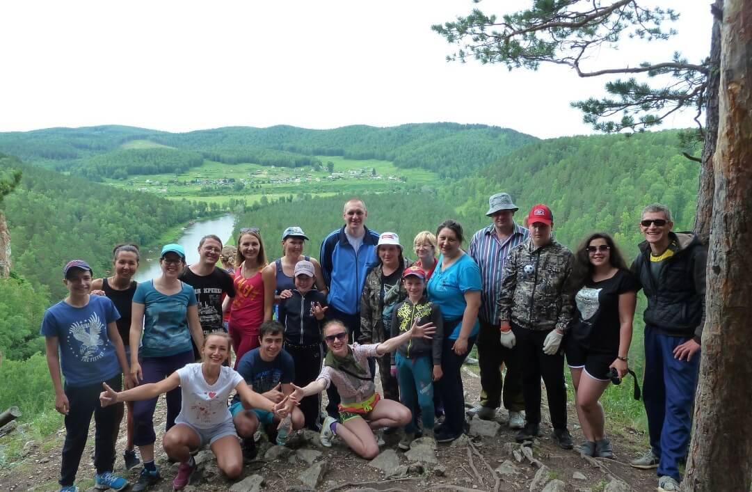 Айская долина – одно из самых живописных мест Южного Урала