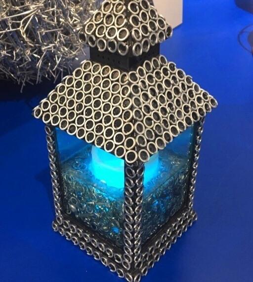 Подвесной фонарь. Автор Рим Бикбаев