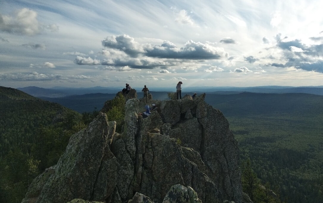 Таганайские вершины и неповторимые пейзажи