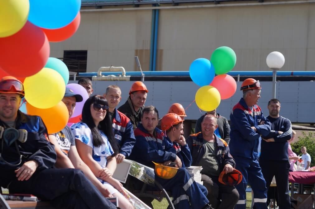 В день открытых дверей на «Карабашмедь» пришли родственники работников, горожане, гости