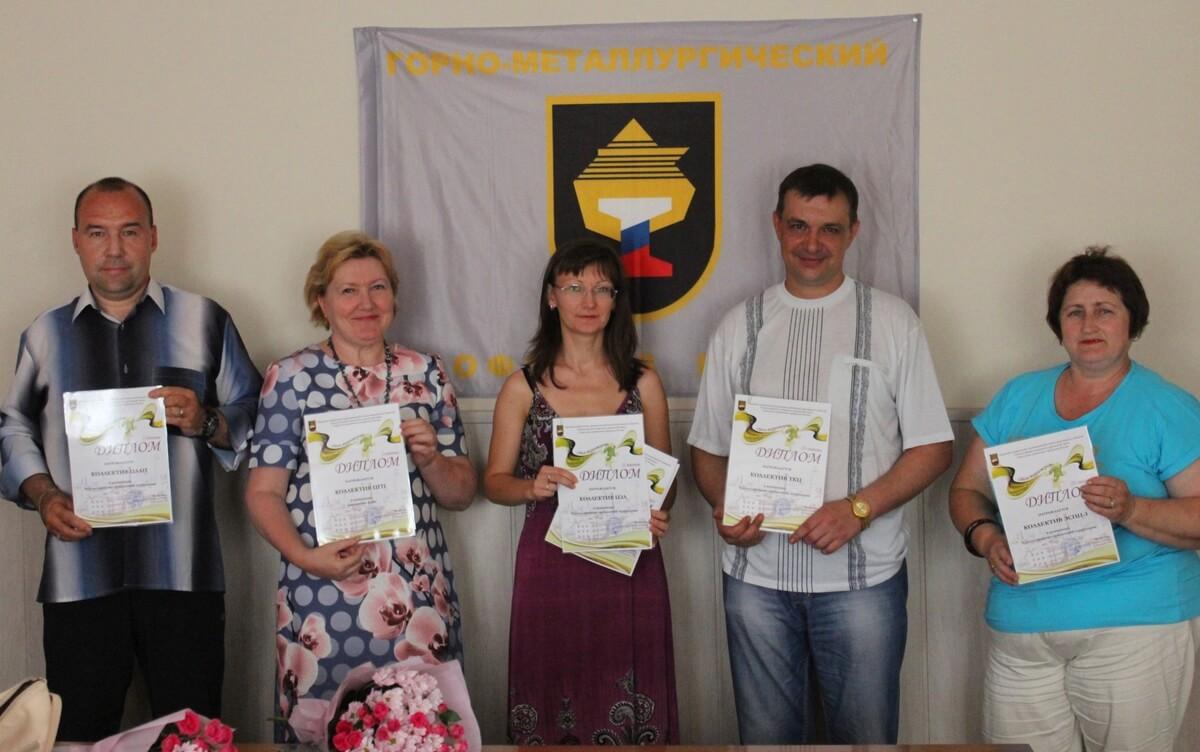 Победители конкурса ЗЭМЗ по благоустройству прицеховых территорий