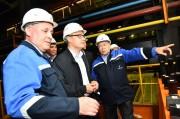Алексей Текслер встретился с челябинскими металлургами