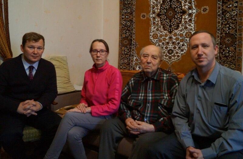 Юрий Тимофеевич Батин – один из старейших ветеранов труда и профсоюзного движения
