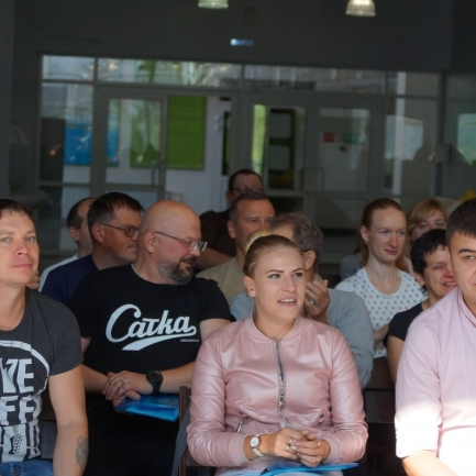 Профсоюзный семинар для работников предприятий горнозаводской зоны, г. Куса