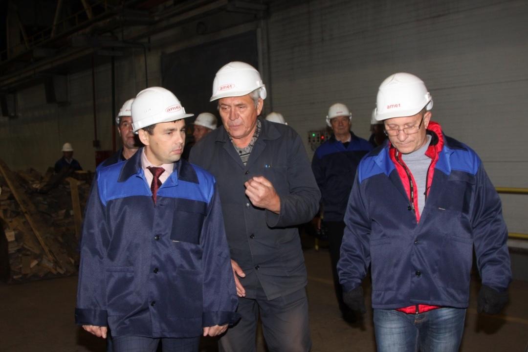Экскурсия на Ашинский металлургический завод