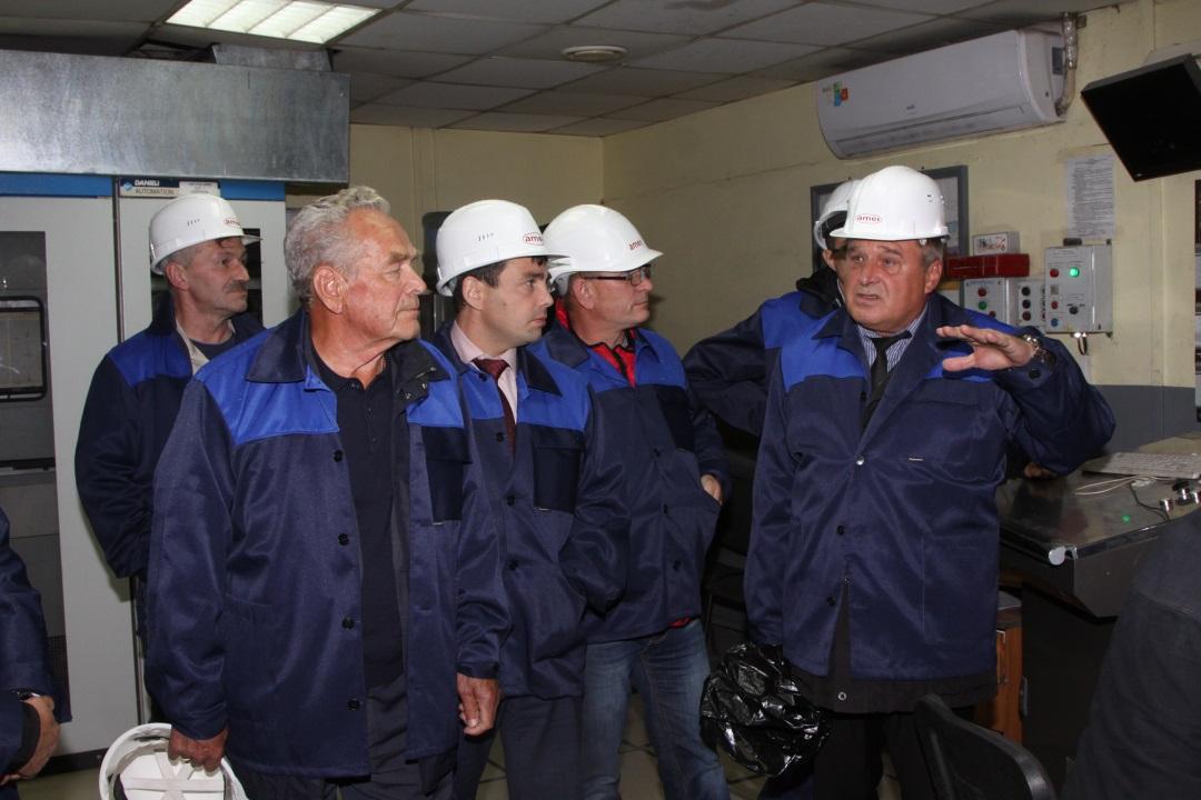 Тревожные цифры в охране труда стали одной из тем выездного заседания областной комиссии ГМПР в Аше