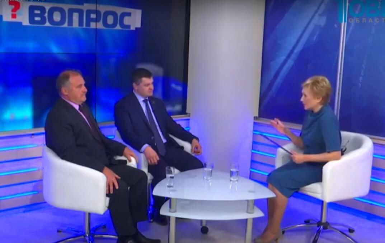 Профсоюзы в эфире: Юрий Горанов, Олег Екимов