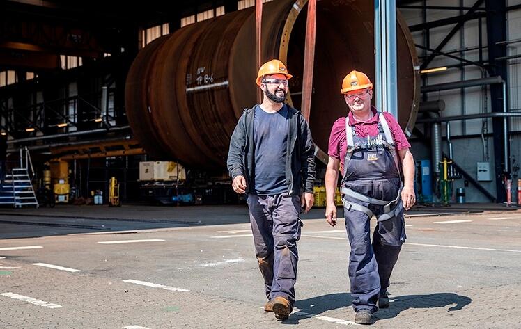Как живут металлурги Дании