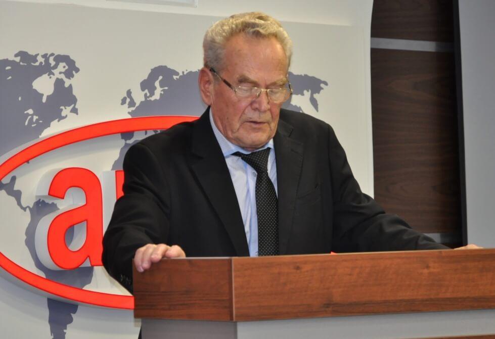 Юрий Курицын, председатель профорганизации Ашинского металлургического завода