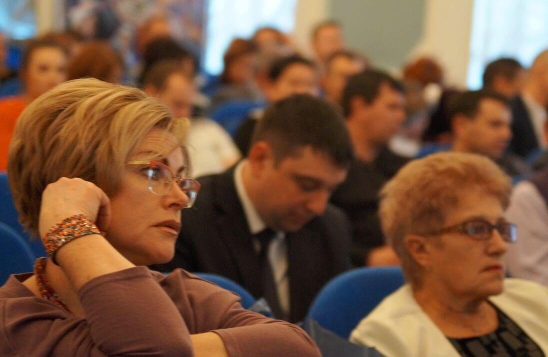 Участники – профлидеры и профактивисты предприятий ГМК Челябинской области