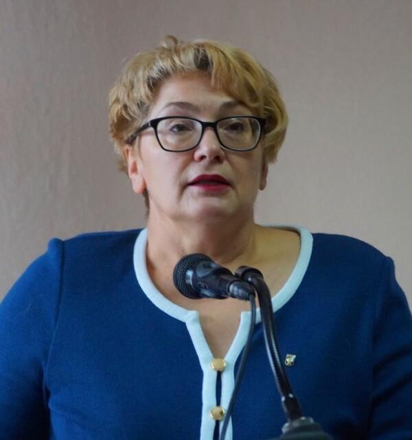 Светлана Боева, зам председателя ГМПР