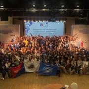 Доверенные лица членов профсоюзов представили Магнитку на молодежном общероссийском форуме