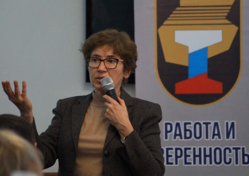 Наталья Зубаревич, доктор географических наук, профессор МГУ