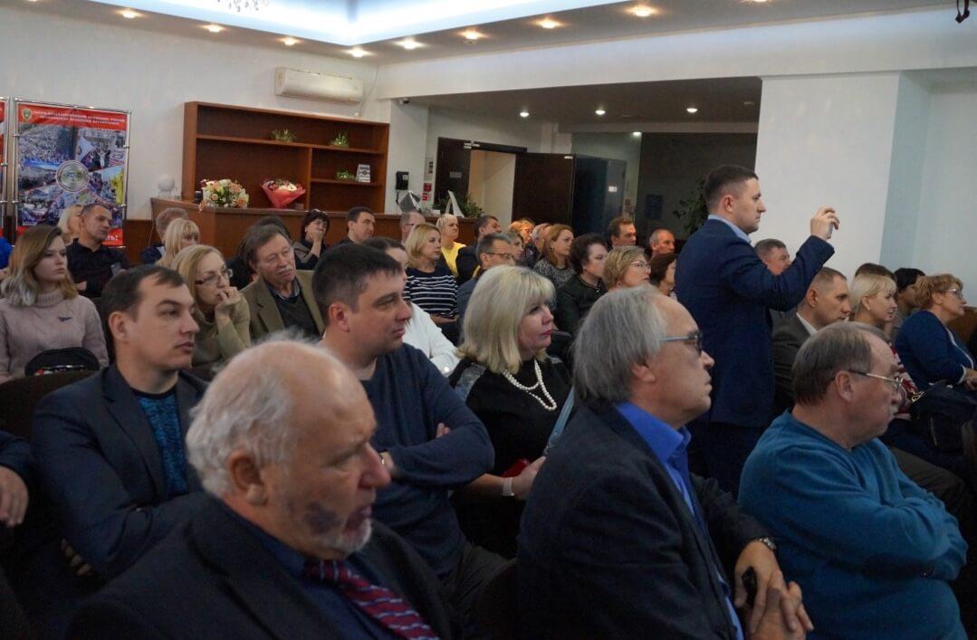 Участники встречи – экономисты, представители органов власти, областной профактив ГМПР