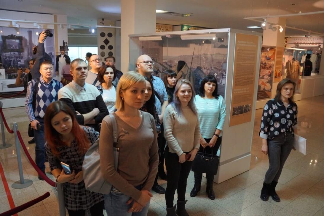 В Челябинском областном краеведческом музее