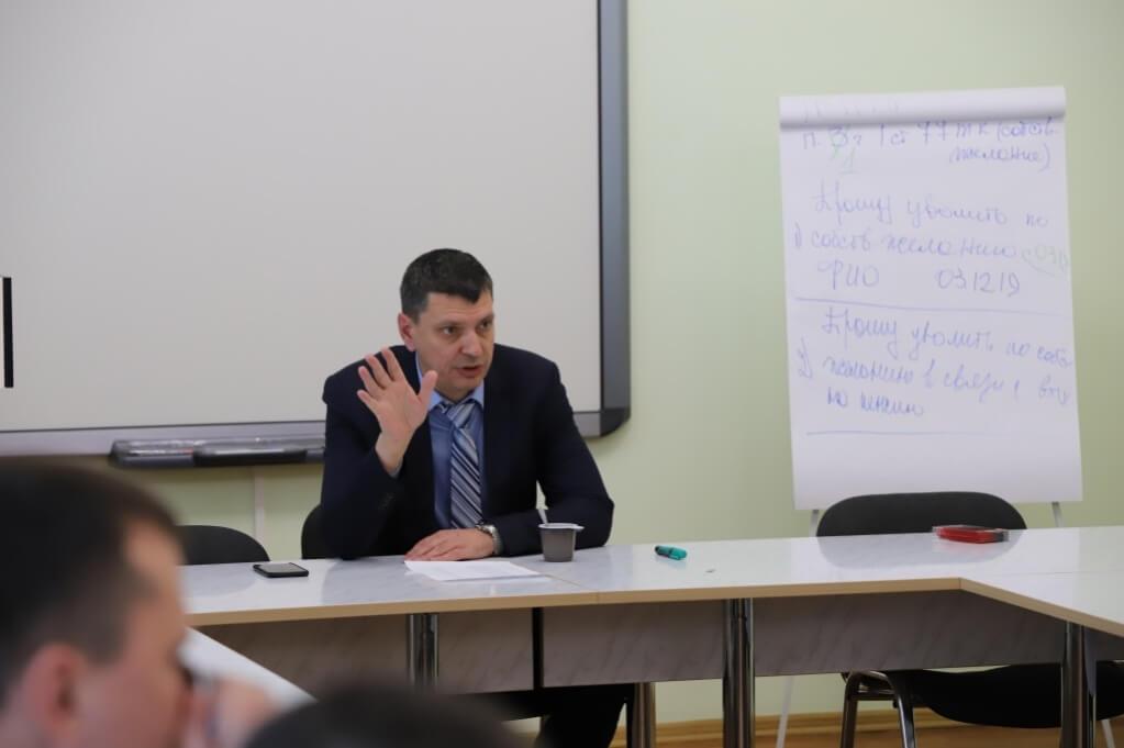 Борис Семенов, председатель ППО Группы ММК