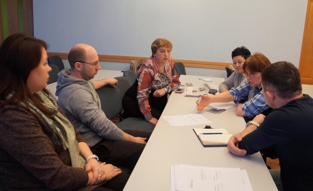 Обсуждение стратегии переговоров. Комбинат Магнезит