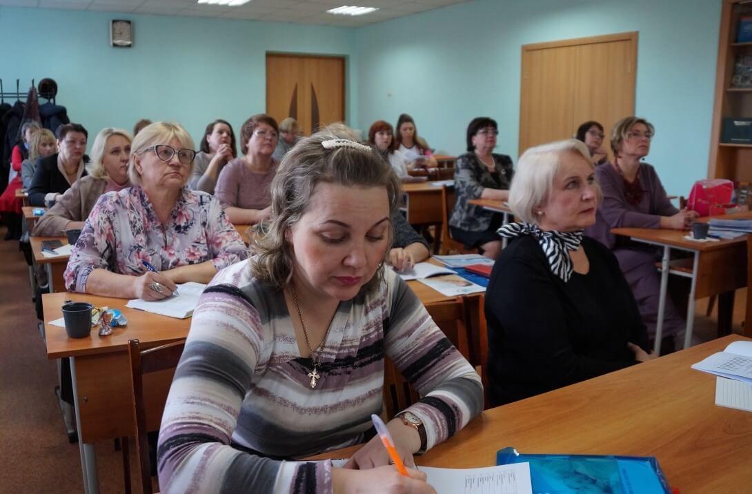 Участницы семинара женского профактива – работницы ММК, ЧМК, ЧТПЗ, Магнезита, Тургоякского рудоуправления и др. предприятий