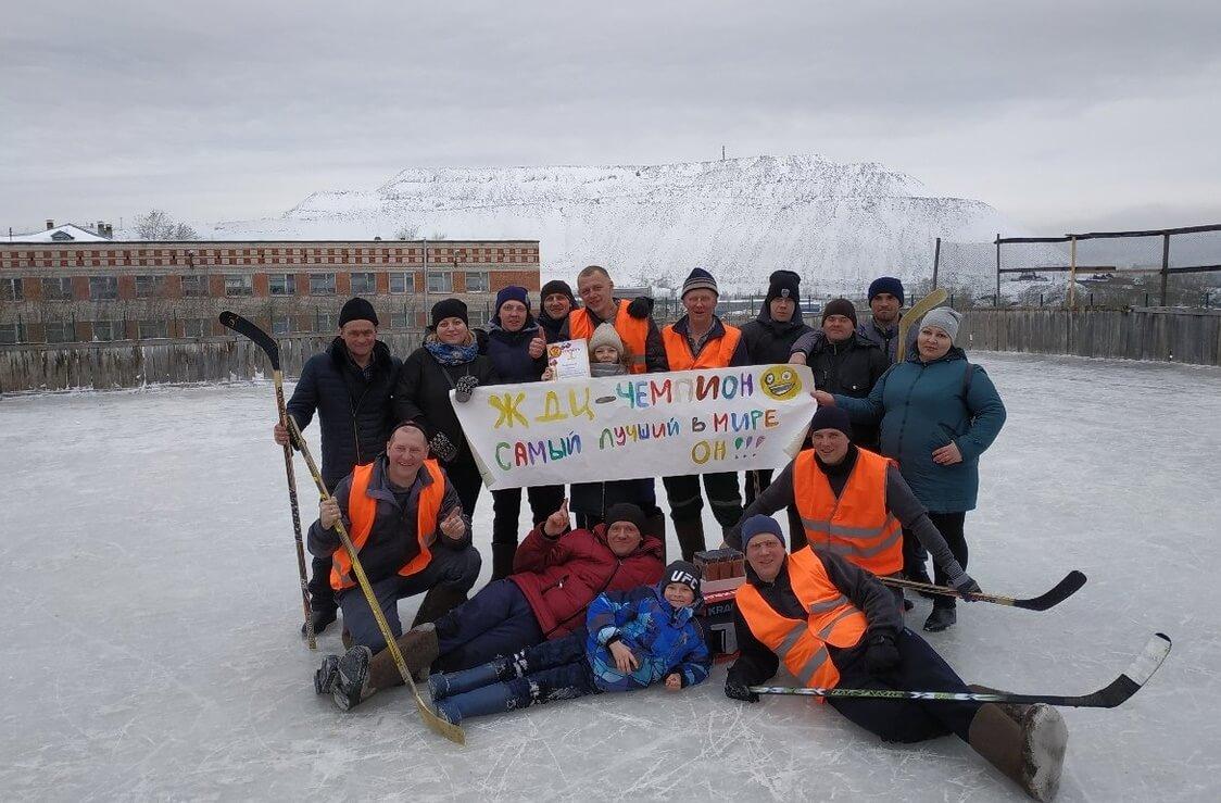 Ледовые страсти не хуже олимпийских