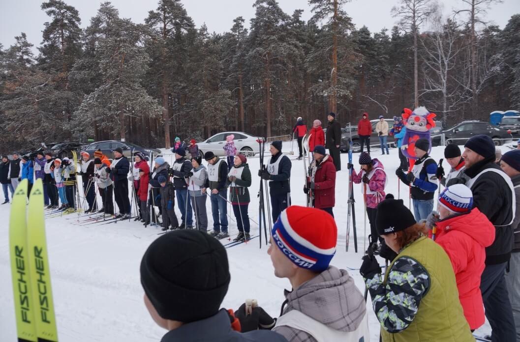Всего в спортивном празднике приняло участие около 100 человек