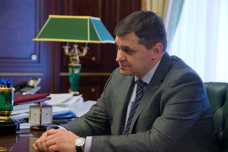 Олег Екимов, председатель Федерации профсоюзов Челябинской области