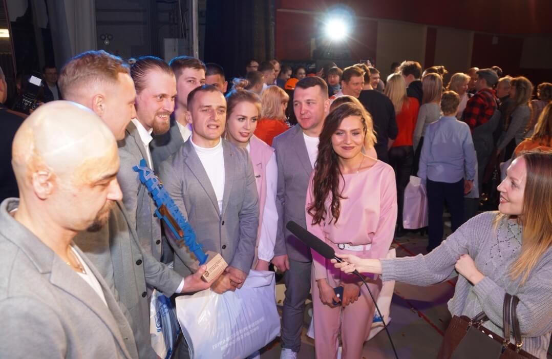 В статусе чемпиона – команда КВН Группы ММК
