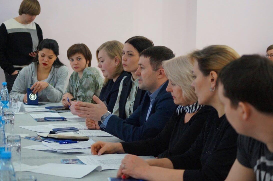 Выступает Владимир Нечаев, специалист Челябинского обкома ГМПР