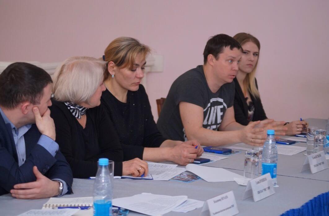 Выступает Вадим Качкайкин, ППО «Трубодетали», Челябинск