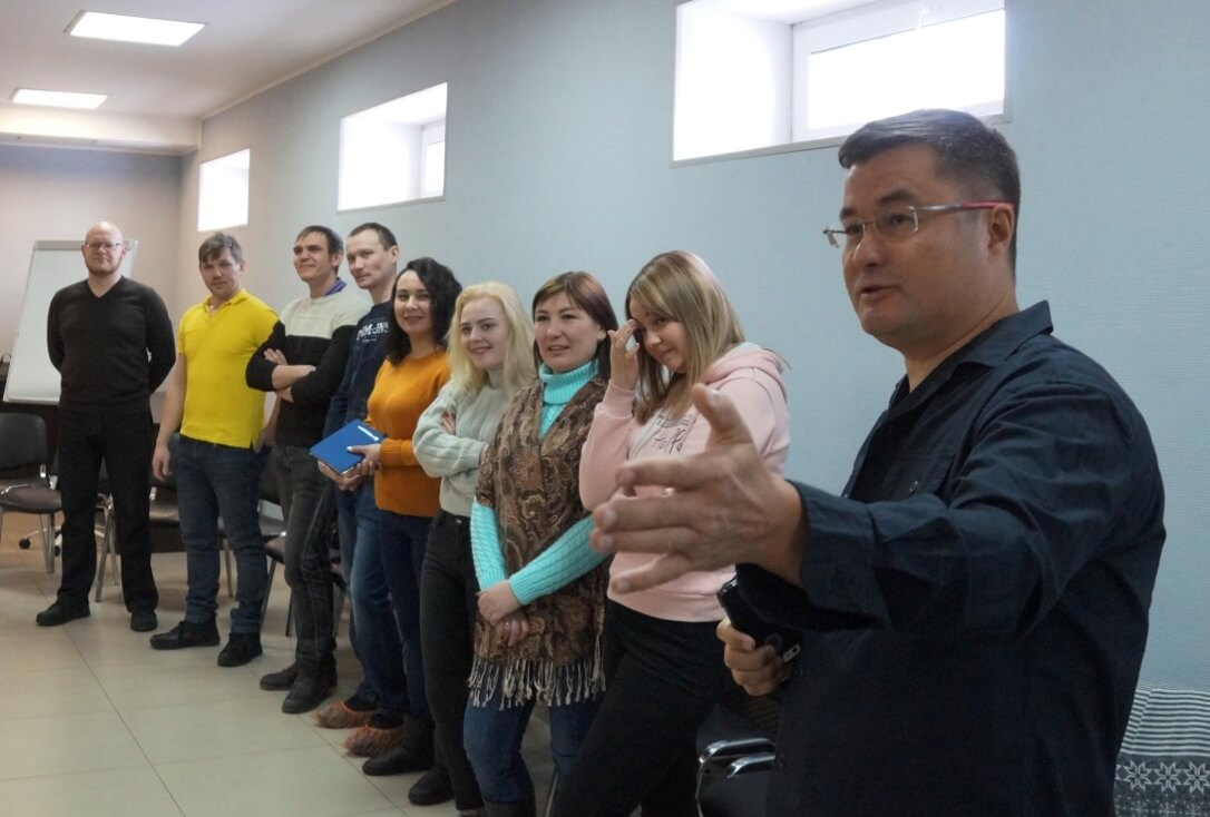 Презентация групповых проектов