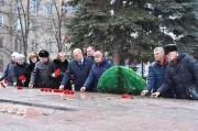 На ЧМК почтили память павших