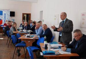 Обучение по охране труда в областной организации ГМПР