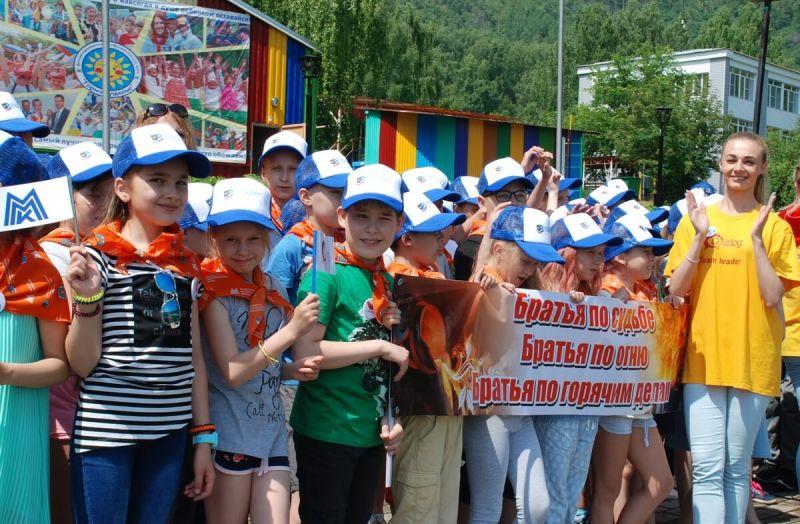 Детский оздоровительно-образовательный центр ММК «Горное ущелье»