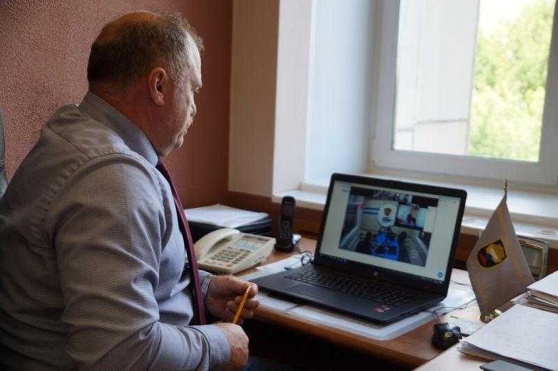 Юрий Горанов в радиоэфире «Комсомольской правды»