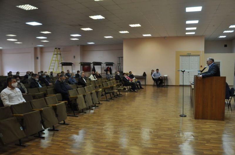 Конференция АМЗ проведена в соответствии с требованиями Роспотребнадзора