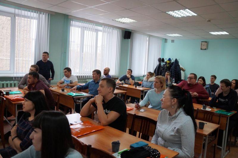 Школа молодого профлидера ГМПР. Январь 2020 г.