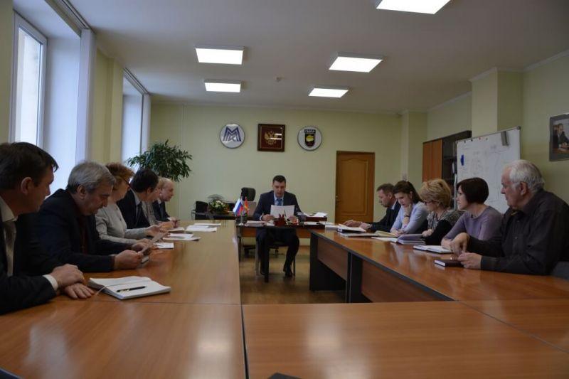 Участники коллективных переговоров с профсоюзной стороны организаций Группы ММК