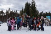 Встали на лыжи вместе с профсоюзом