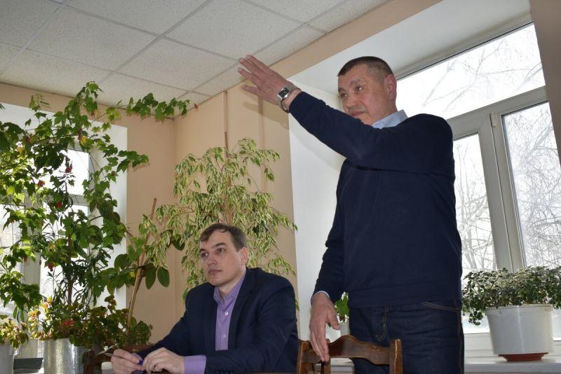 Дмитрий Русалев, Николай Туркин