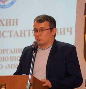 Михаил Юхин, ППО Группы ММК