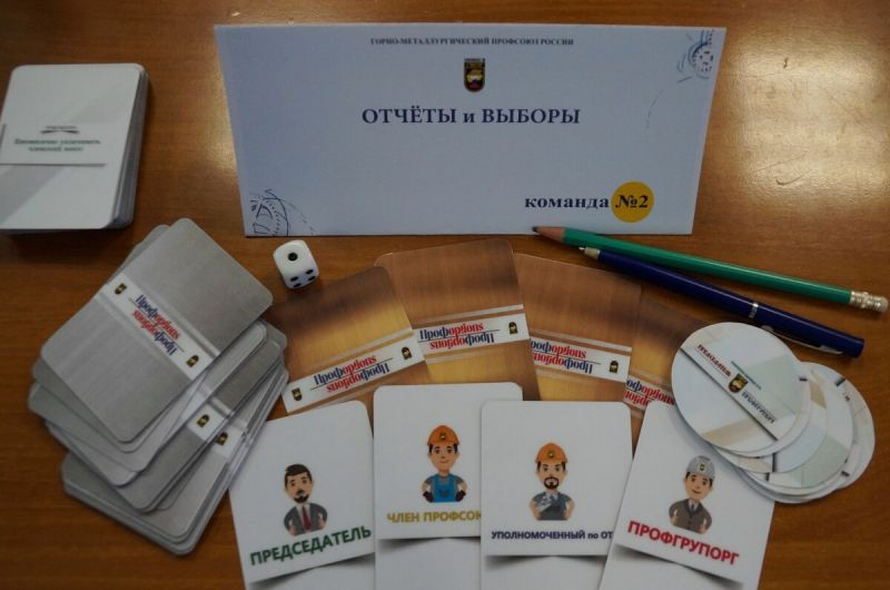 «Профoptions» - игра, авторская разработка Дениса Топкаева
