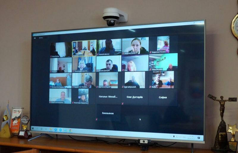 В оперативном совещании приняли участие профлидеры Группы ММК, ЧМК, ММК-Метиз, ЧТПЗ и др. предприятий