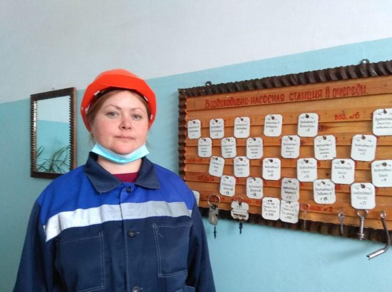 Ирина Кокрицкая, «Водоканал»