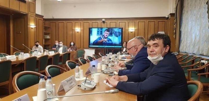 Заседание Комитета Госдумы по труду, социальной политике и делам ветеранов
